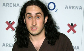 Conor McMahon Casts British Comedian Ross Noble in 'Stitches'