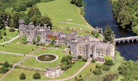 Charming ... Ashford Castle ... Awesome Ideas
